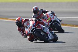 Michele Pirro, Ducati Team and Yonny Hernandez, Pramac Racing Ducati