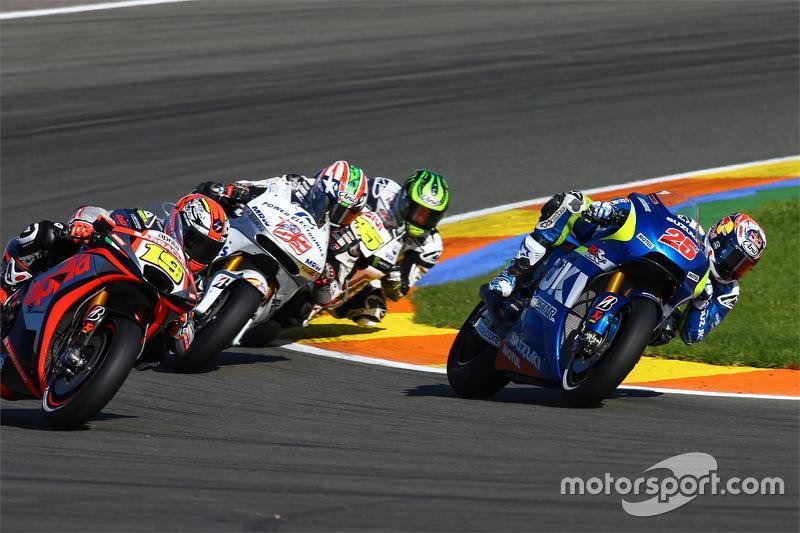 Maverick Viñales, Suzuki MotoGP Takımı ve Alvaro Bautista, Aprilia Gresini Yarış Takımı ve Nicky Hay