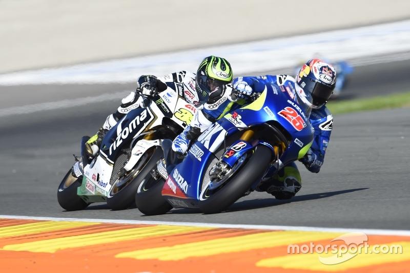 Maverick Viñales, Suzuki MotoGP Takımı ve Cal Crutchlow, LCR Honda Takımı