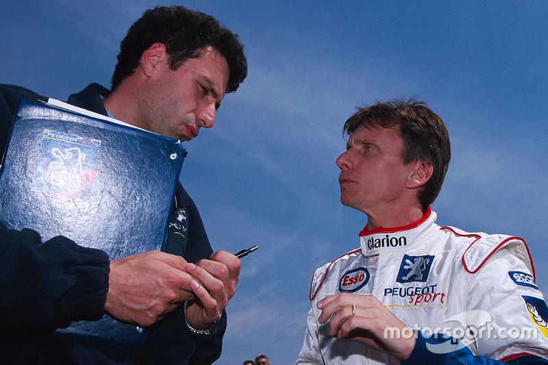 Gilles Panizzi, Peugeot Sport Peugeot 206 WRC