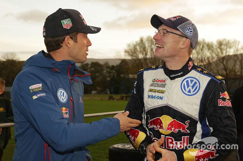 Себастьєн Ожьє, Volkswagen Motorsport з Ярі-Матті Латвала, Volkswagen Motorsport