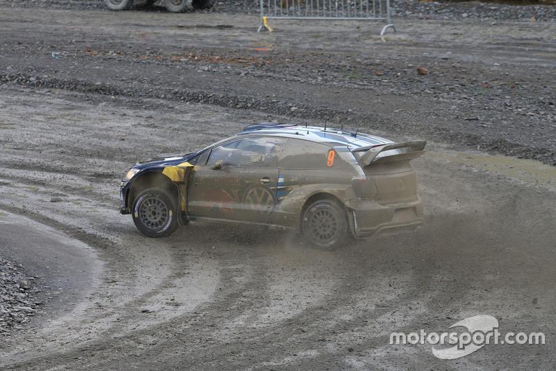 #35: Rally de Gales 2015