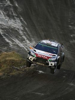 Mads Ostberg et Jonas Andersson, Citroën DS3 WRC, Citroën World Rally Team