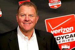 Jay Frye, president IndyCar