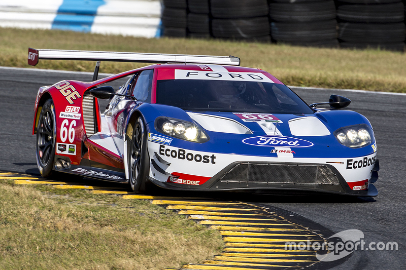 #66 Ford Performance, Chip Ganassi Racing Ford GT