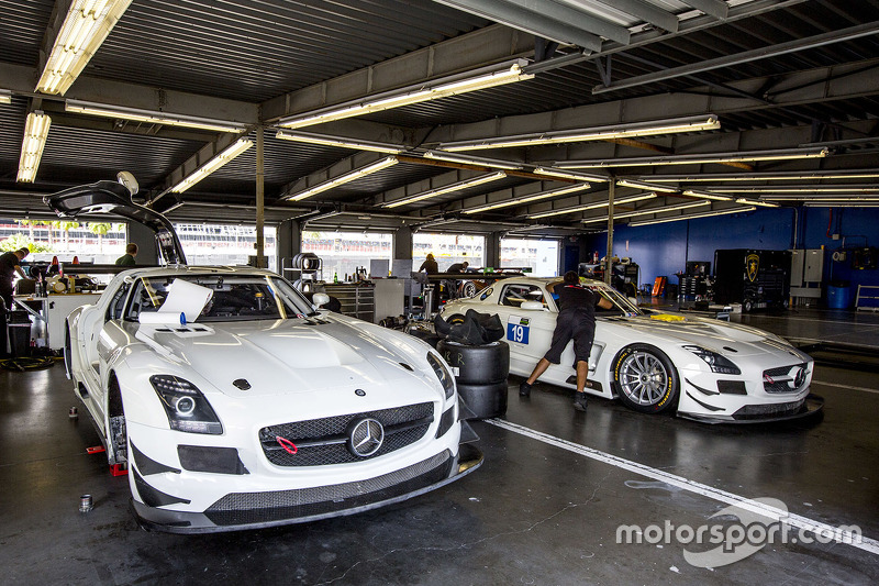 DragonSpeed, Mercedes AMG SLS GT3