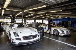 DragonSpeed Mercedes AMG SLS GT3
