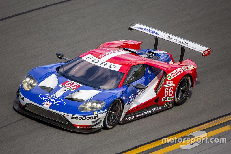 #10: Der neue Ford GT in Daytona