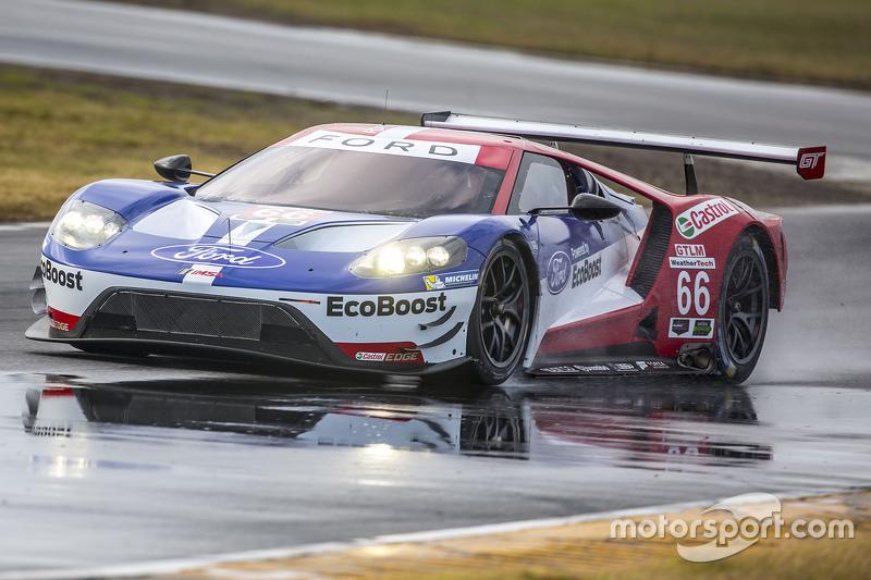 #66 Ford Performance Chip Ganassi Racing Ford GT: Себастьєн Бурде
