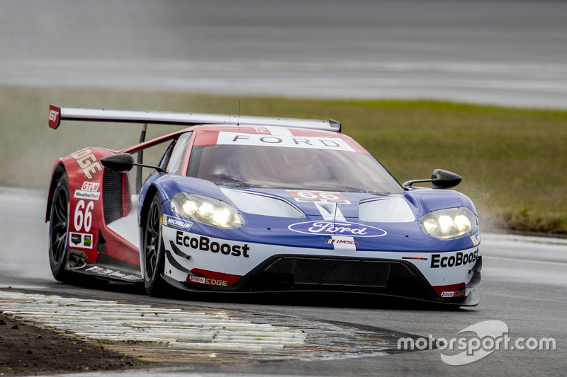 #66 Ford Performance Chip Ganassi Racing Ford GT: Себастьєн Бурде