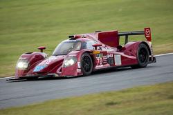 #70 Mazda Motorsports, Mazda Prototype: Sylvain Tremblay, Jonathan Bomarito, Tristan Nunez