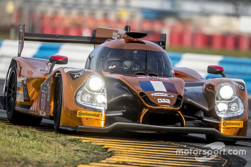 Tests in Daytona, November