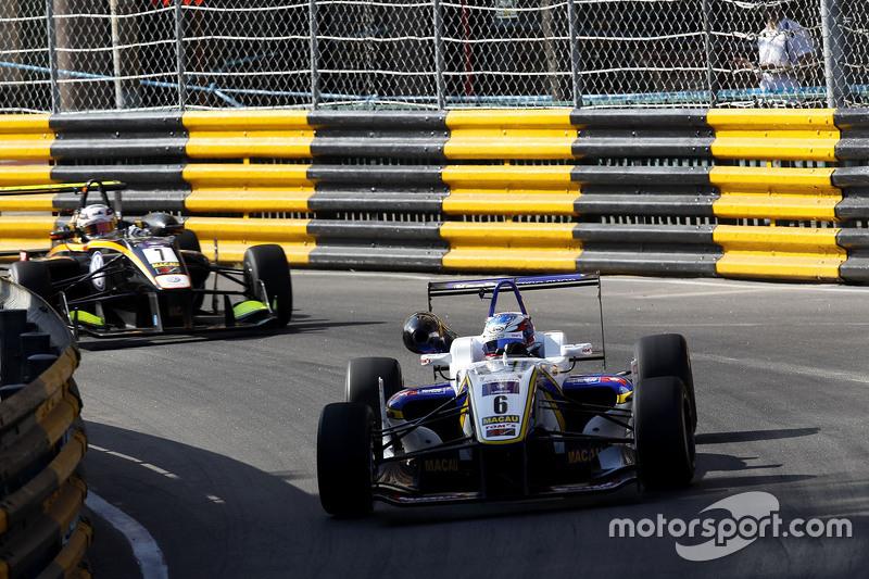 Nick Cassidy, Tom's, Dallara Toyota