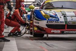 AF Corse车队71号法拉利458 GTE赛车:詹姆斯·卡拉多、达维德·里贡