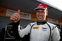 Polesitter Stefan Mücke, Craft-Bamboo AMR Aston Martin Vantage GT3