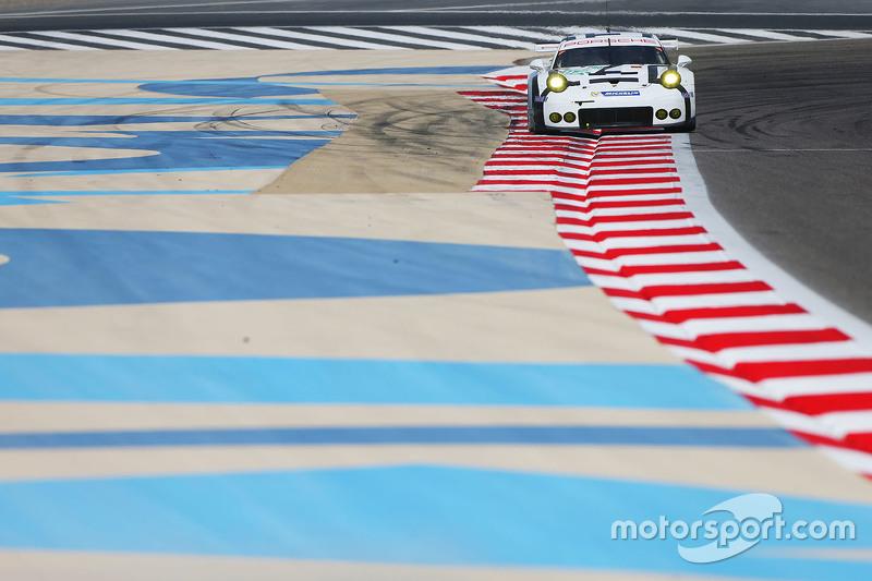 #92 Porsche Team Manthey, Porsche 911 RSR: Frédéric Makowiecki, Patrick Pilet