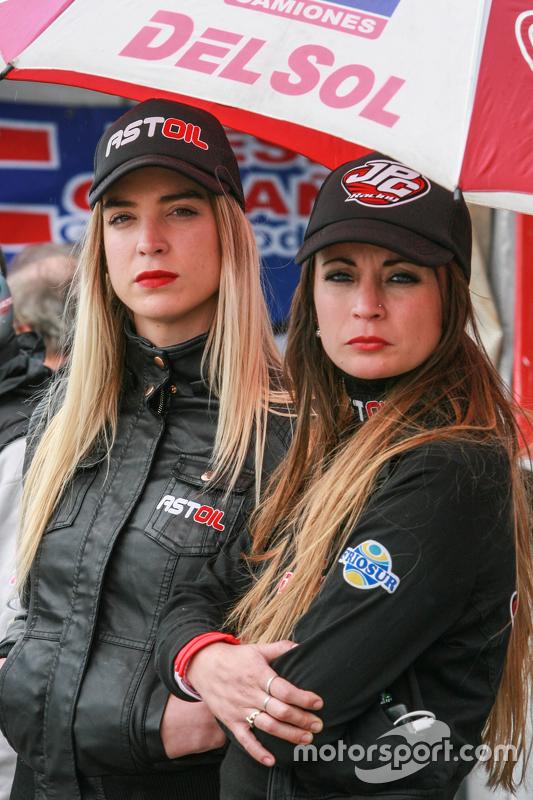 Paddock Girls Argentina Ast Oil