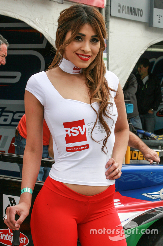 Paddock Girls Argentina RSV