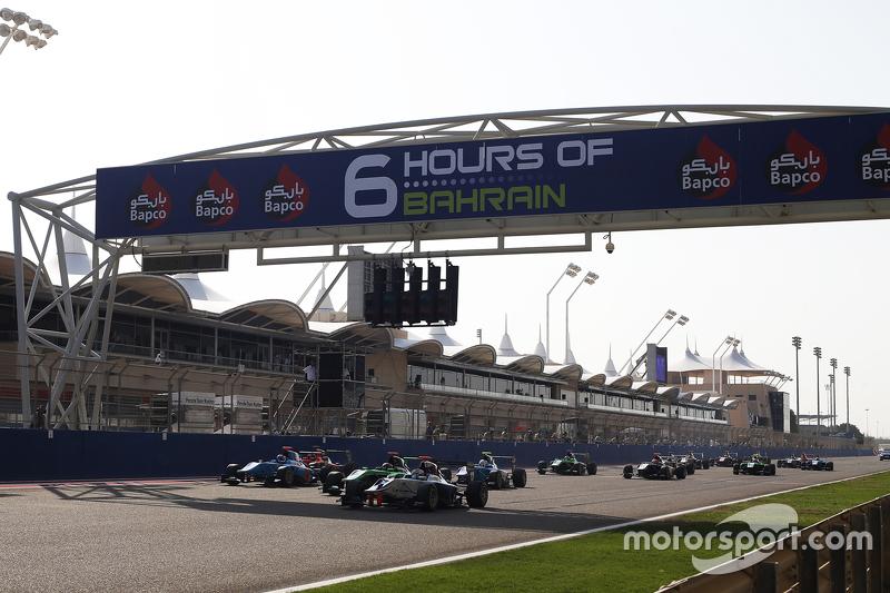 Matthew Parry, Koiranen GP, Sandy Stuvik, Status Grand Prix ve Ralph Boschung, Jenzer Motorsport