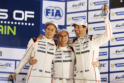2015 campeonato Mark Webber, Brendon Hartley, Timo Bernhard, Porsche Team