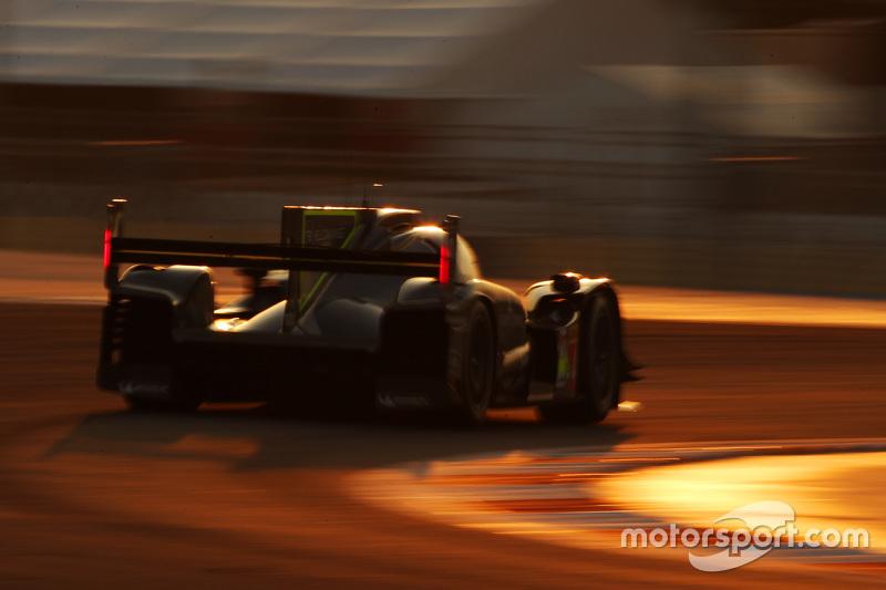 #4 ByKolles Racing, CLM P1/01: Simon Trummer, Pierre Kaffer