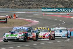 Mathias Nolesi, Nolesi Competicion Ford, Juan Manuel Silva, Catalan Magni Motorsport Ford, Federico