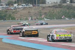 Mariano Werner, Werner Competicion Ford, Leonel Pernia, Las Toscas Racing Chevrolet, Juan Martin Trucco, JMT Motorsport Dodge