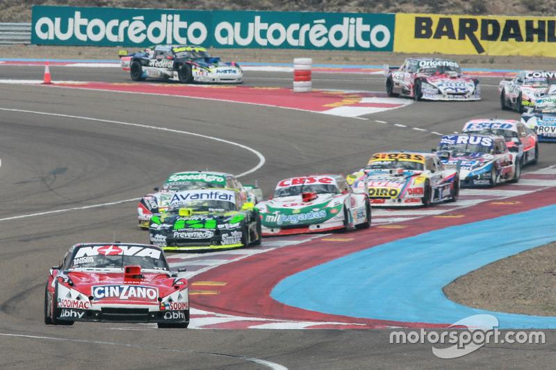 Матіас Россі, Donto Racing Chevrolet, Мауро Галломбардо, Maquin Parts Racing Ford, Карлос Окуловіч,