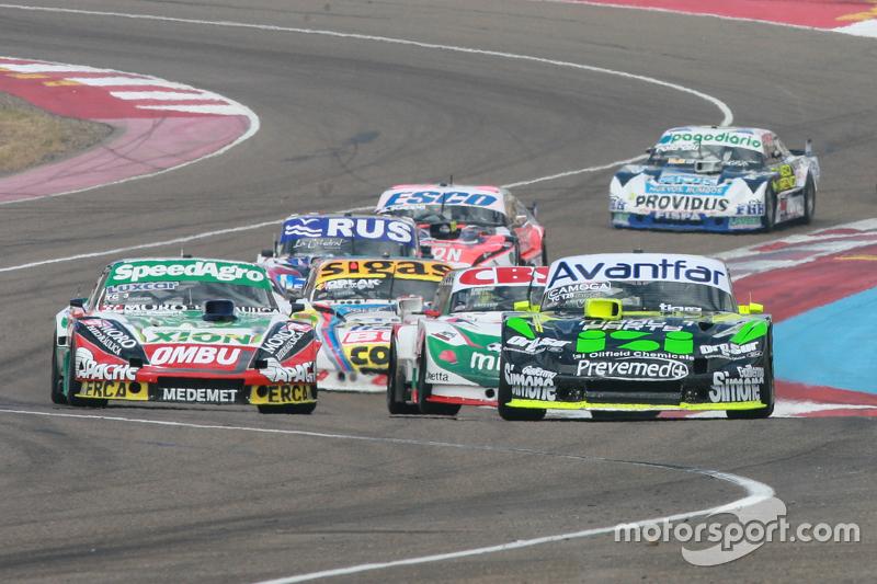 Мауро Галломбардо, Maquin Parts Racing Ford, Карлос Окуловіч, Sprint Racing Torino, Факундо Ардуссо,