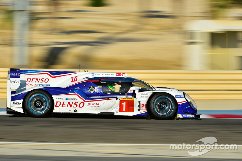 #1 Toyota Racing, Toyota TS040 Hybrid: Mike Conway