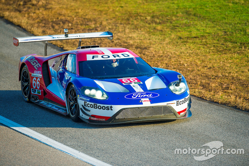 Ganassi Racing prepared Ford GT