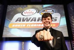 NASCAR Truck Series campeón Erik Jones