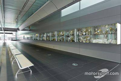 Visit at the McLaren Technology Centre