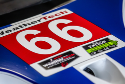 Chip Ganassi Racing Ford GTLM detail