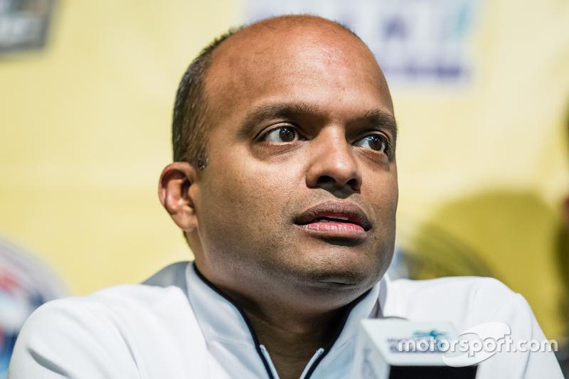 Raj Nair from Ford