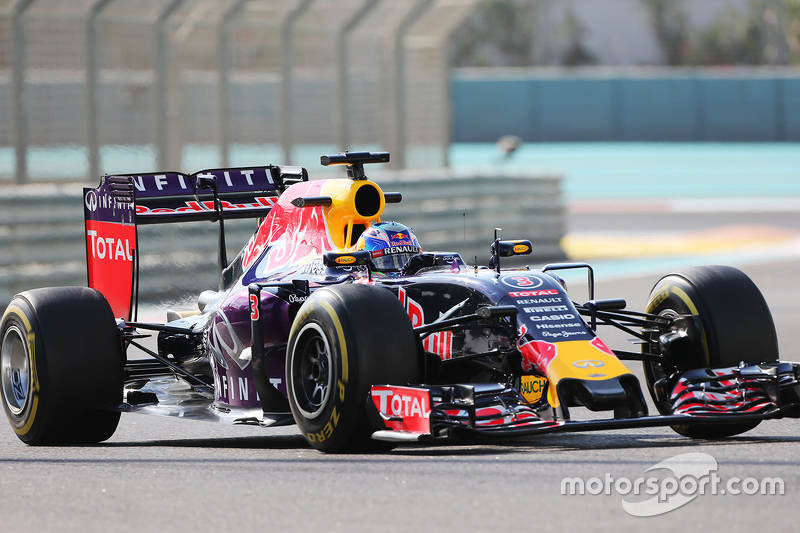 Daniel Ricciardo, Red Bull Racing RB11
