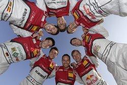 Гонщики Audi