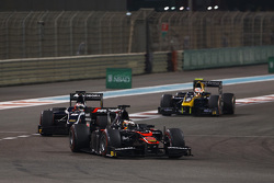 Stoffel Vandoorne, ART Grand Prix voor Mitch Evans, RUSSIAN TIME en Alex Lynn, DAMS