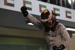 Race 1 Winner Stoffel Vandoorne, ART Grand Prix