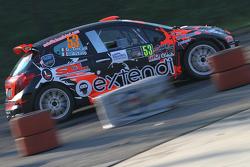 Luca Artino und Giuseppe Tricoli, Peugeot 207