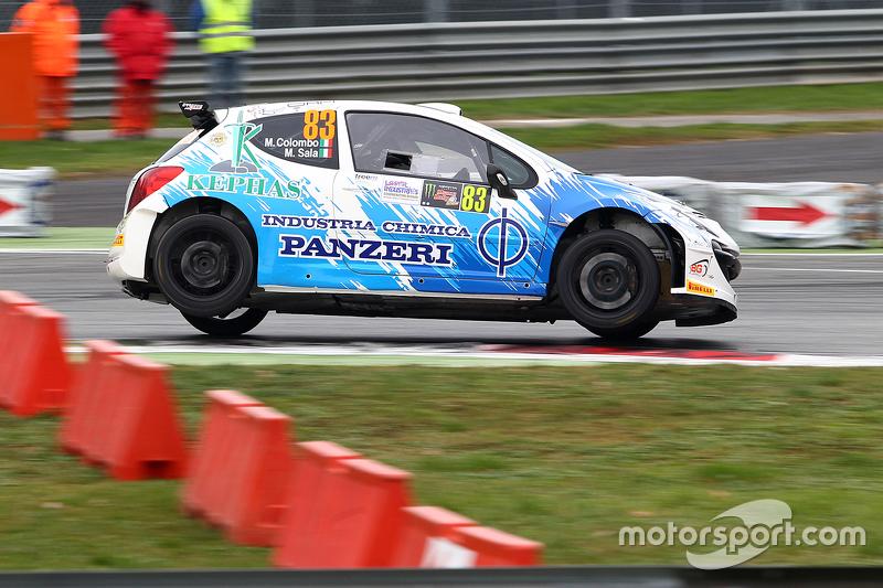 Massimo Colombo та Matteo Sala, Peugeot 207