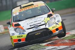 Alessandro Perico e Moreno Morello, Ford Fiesta