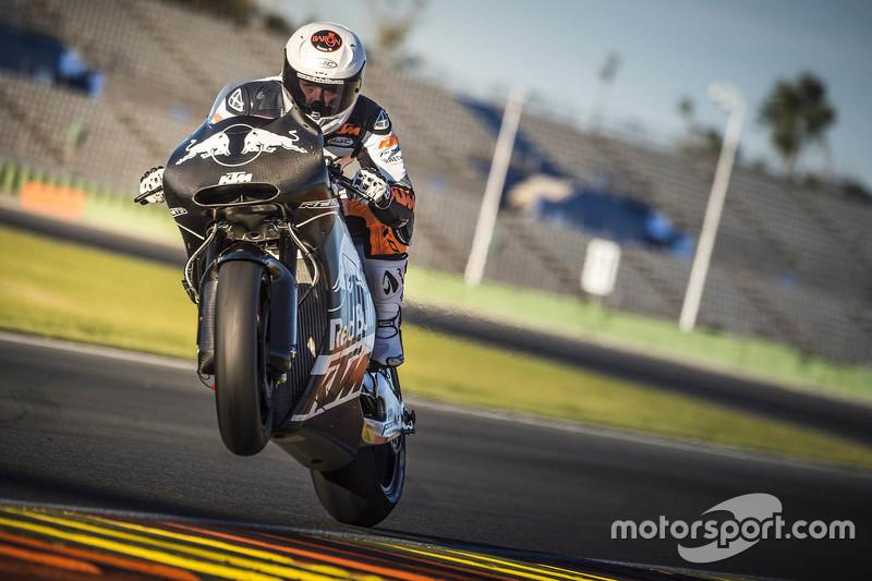 Міка Калліо, KTM RC16