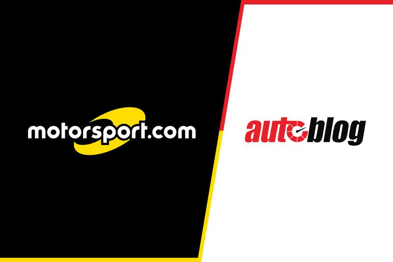 Анонс партнерства Motorsport.com з Autoblog.com