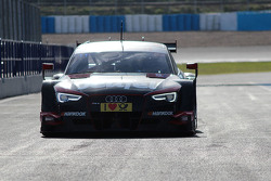 Audi RS 5 DTM Test Car