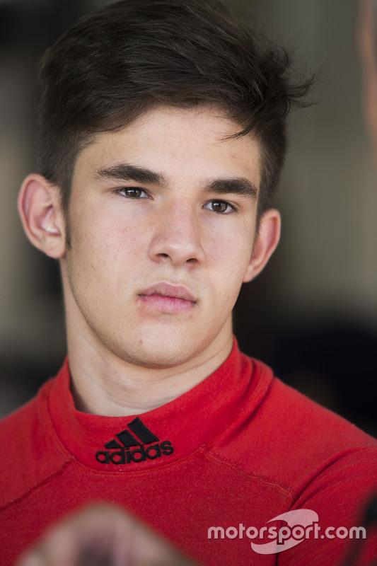 Pedro Cardoso, Campos Racing