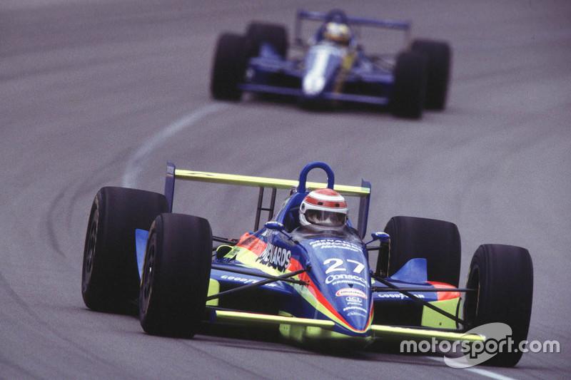 1992: Nelson Piquet aan de start