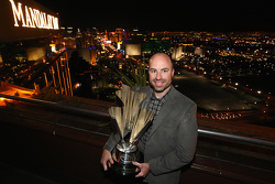 Der Crewchief des NASCAR-Champions 2015, Adam Stevens, Joe Gibbs Racing
