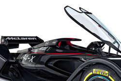 迈凯伦 MP4-X 概念车