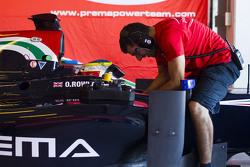 Oliver Rowland, Prema Racing